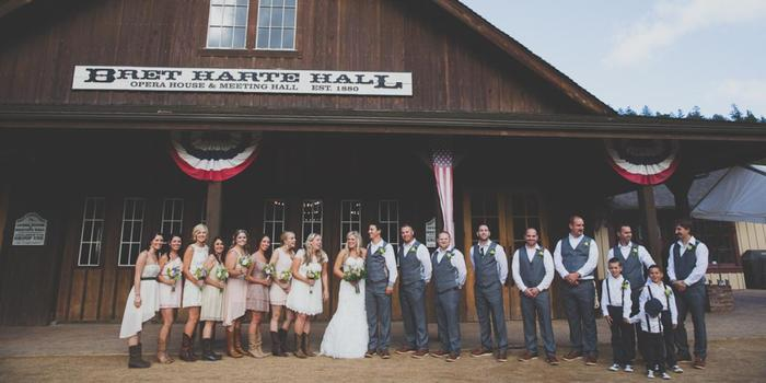 Roaring Camp Railroads wedding venue picture 8 of 16 - Photo by: Two Foxes Photography