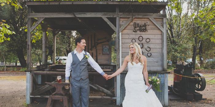 Roaring Camp Railroads wedding venue picture 10 of 16 - Photo by: Two Foxes Photography