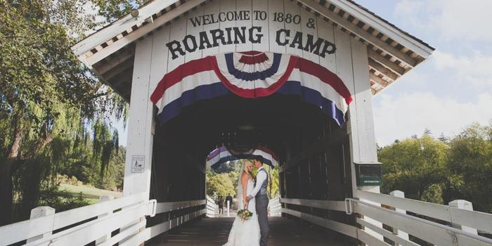 Roaring Camp Railroads wedding venue picture 3 of 16 - Photo by: Two Foxes Photography