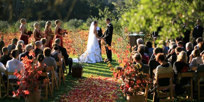 Gundlach Bundschu Winery Wedding Venue Picture 2 Of 16 Provided By