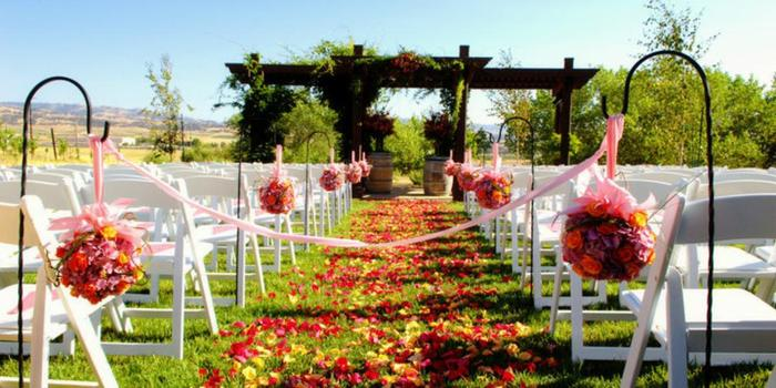 Bella Rosa, Garre Winery wedding venue picture 2 of 9 - Provided by: Garre Winery