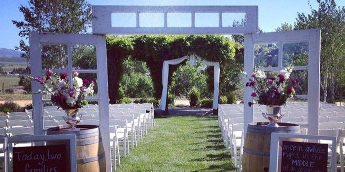 Bella Rosa, Garre Winery wedding venue picture 6 of 9 - Provided by: Garre Winery