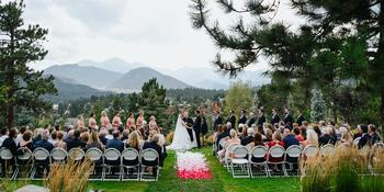The Stanley Hotel weddings in Estes Park CO