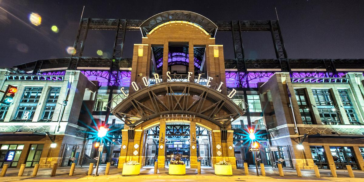 Coors Field Weddings Get Prices For Wedding Venues In