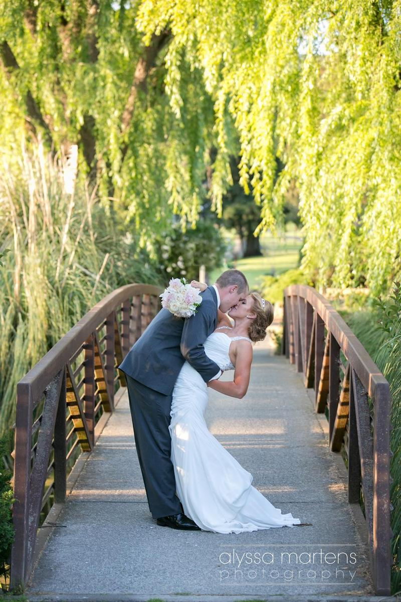 Oakmont Golf Club wedding venue picture 3 of 8 - Provided by: Alyssa Martens Photography