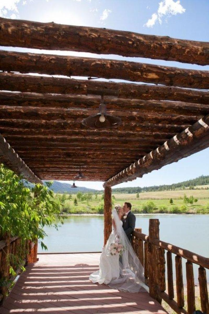Spruce Mountain Ranch wedding venue picture 14 of 15 - Provided by: Spruce Mountain Guest Ranch