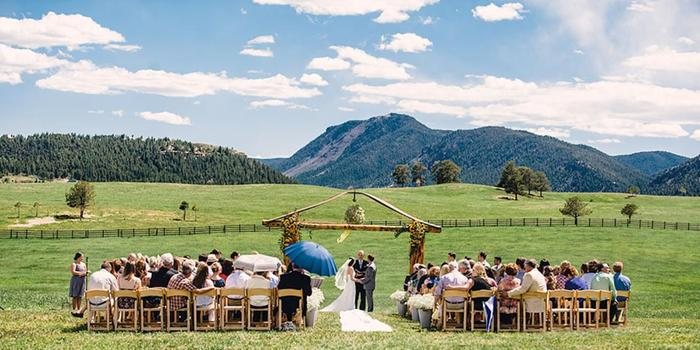 Spruce Mountain Ranch wedding venue picture 1 of 15 - Provided by: Spruce Mountain Guest Ranch