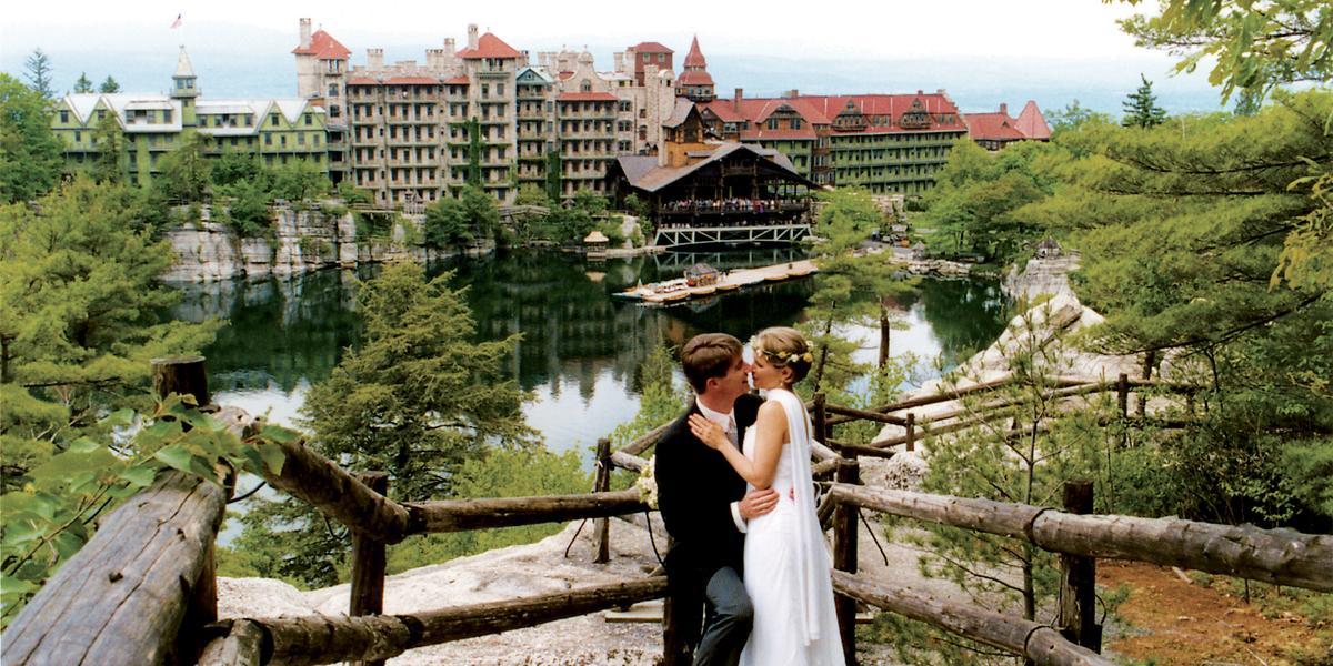 Mohonk Mountain House Weddings