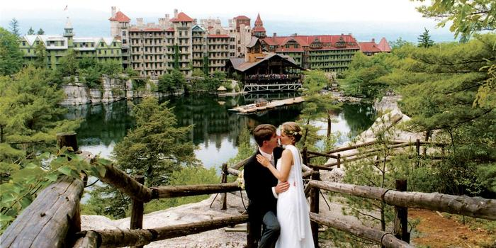 Mohonk Mountain House wedding venue picture 1 of 16 - Photo by: Gertraud Fendler Photography