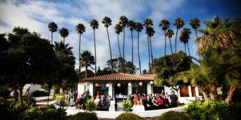 The Chase Palm Park Center weddings in Santa Barbara CA