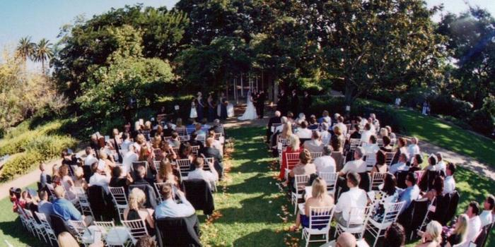 Alice Keck Park Memorial Garden Wedding Venue Picture 2 Of 10 Provided By