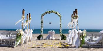 East Beach - Calle Puerto Vallarta Beach weddings in Santa Barbara CA