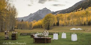T-Lazy-7 Ranch weddings in Aspen CO