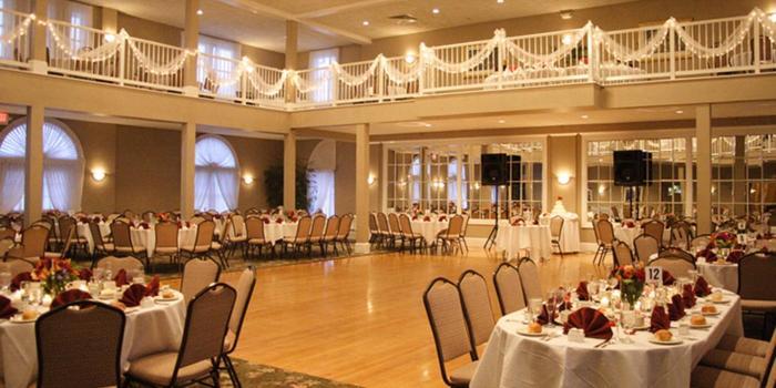 Waterview Pavilion wedding Jersey Shore