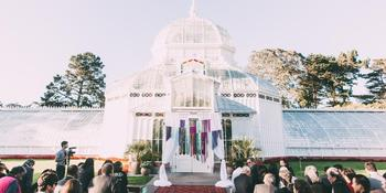 Conservatory of Flowers weddings in San Francisco CA