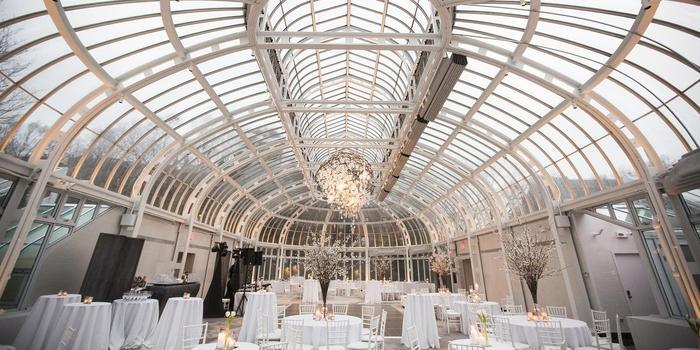 Patina Events At Brooklyn Botanic Garden Weddings