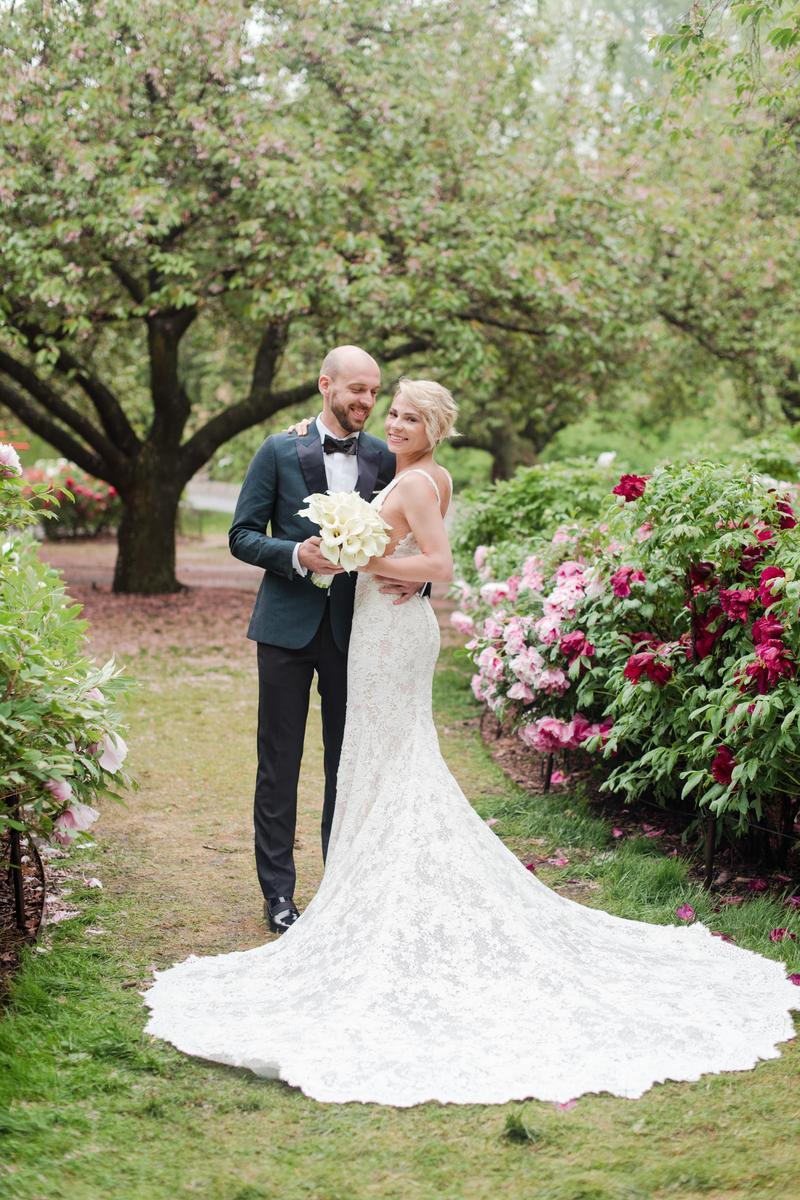 Patina Events At Brooklyn Botanic Garden Weddings Get