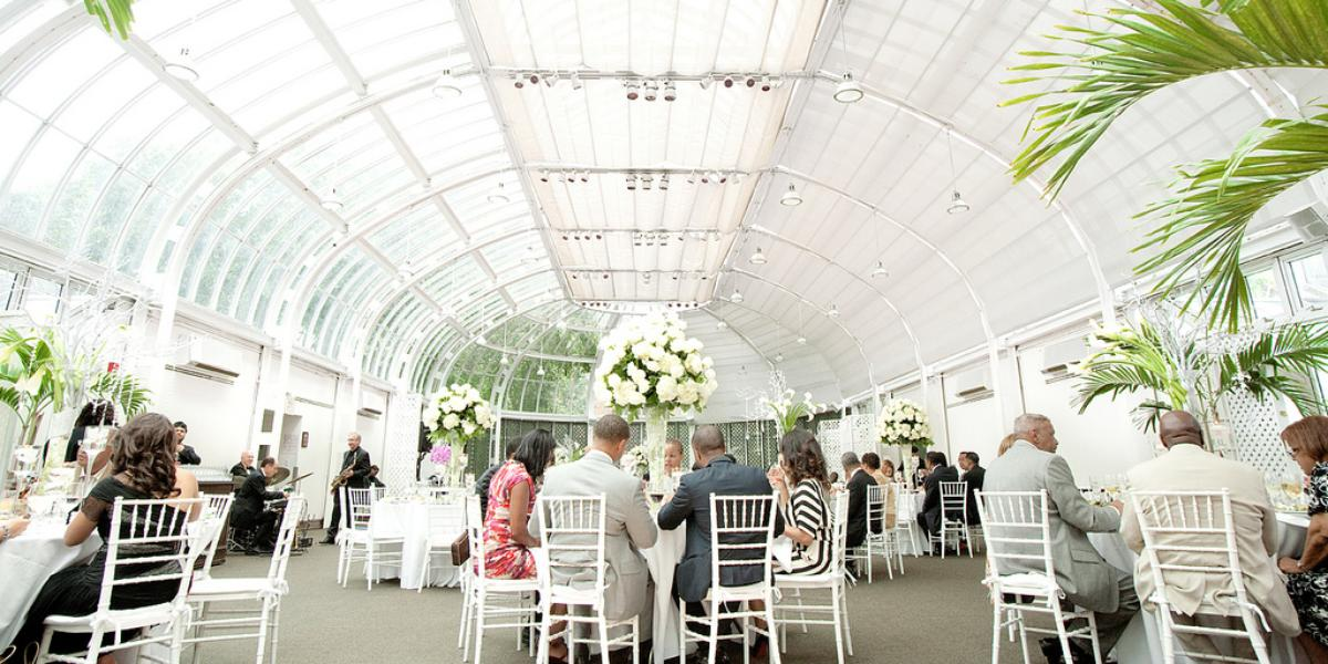 Patina Events at Brooklyn Botanic Garden Weddings
