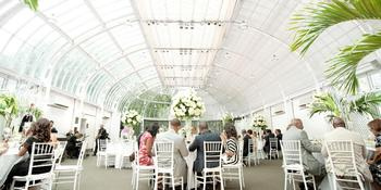 Palm House at Brooklyn Botanic Garden weddings in Brooklyn NY