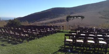 El Capitan Canyon weddings in Santa Barbara CA