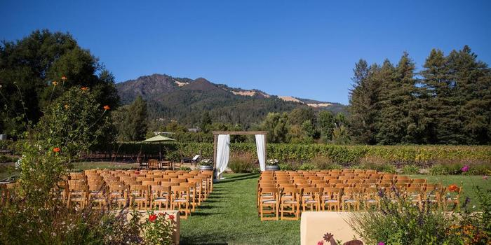 Landmark Vineyards wedding venue picture 2 of 16 - Provided By: Landmark Vineyards
