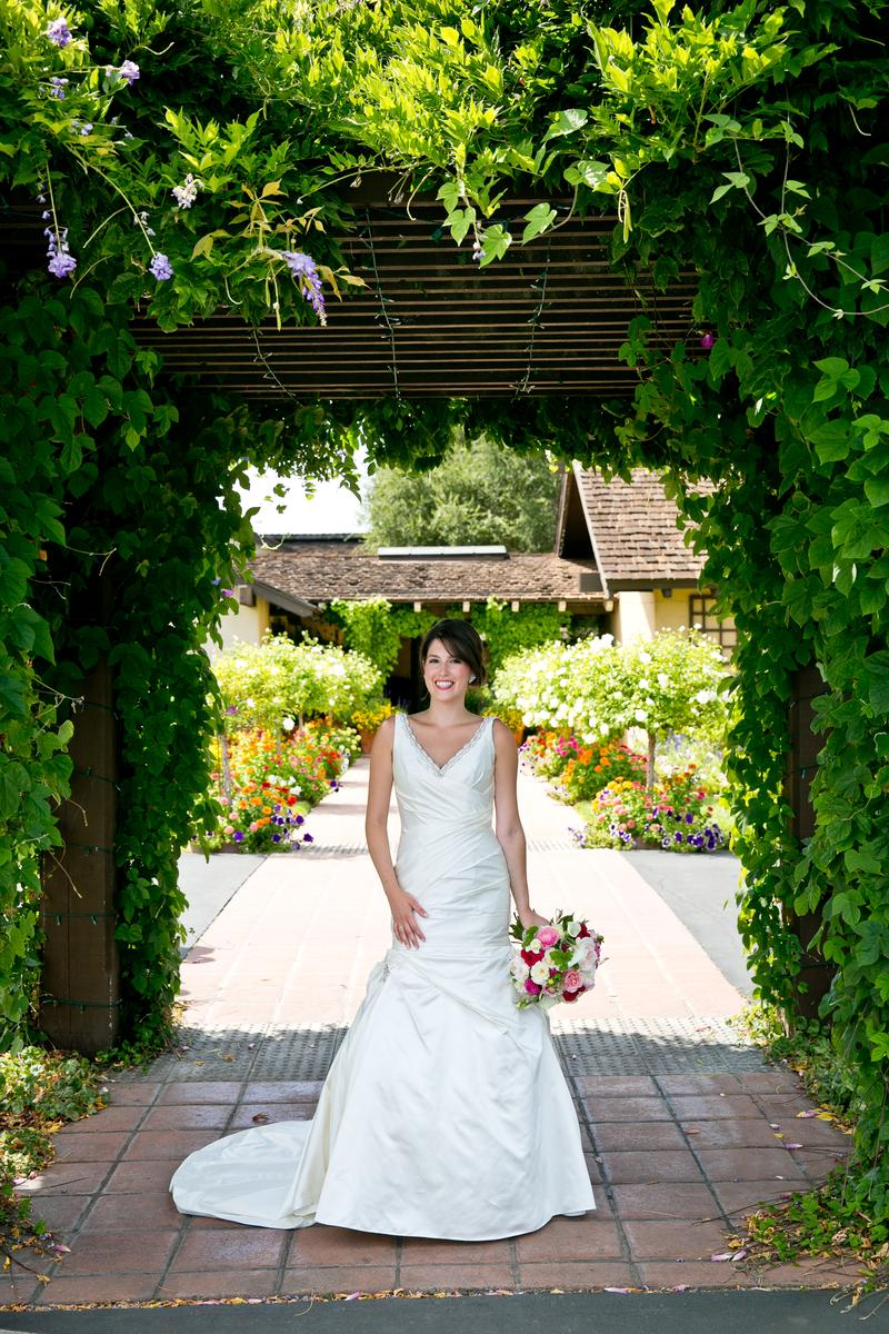 Landmark Vineyards wedding venue picture 7 of 16 - Photo By: Arrowood Photography