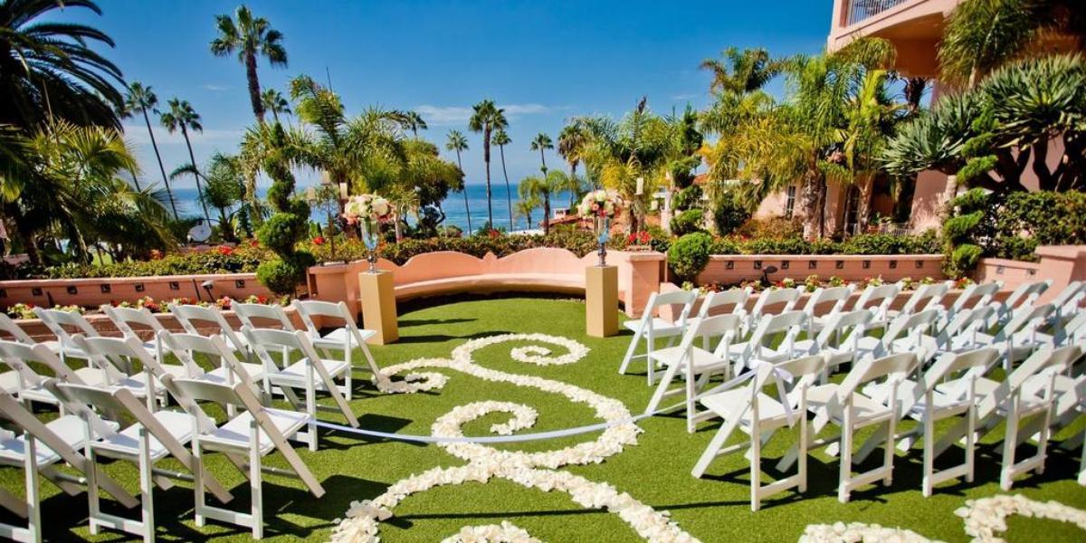 La Valencia Hotel La Jolla Wedding
