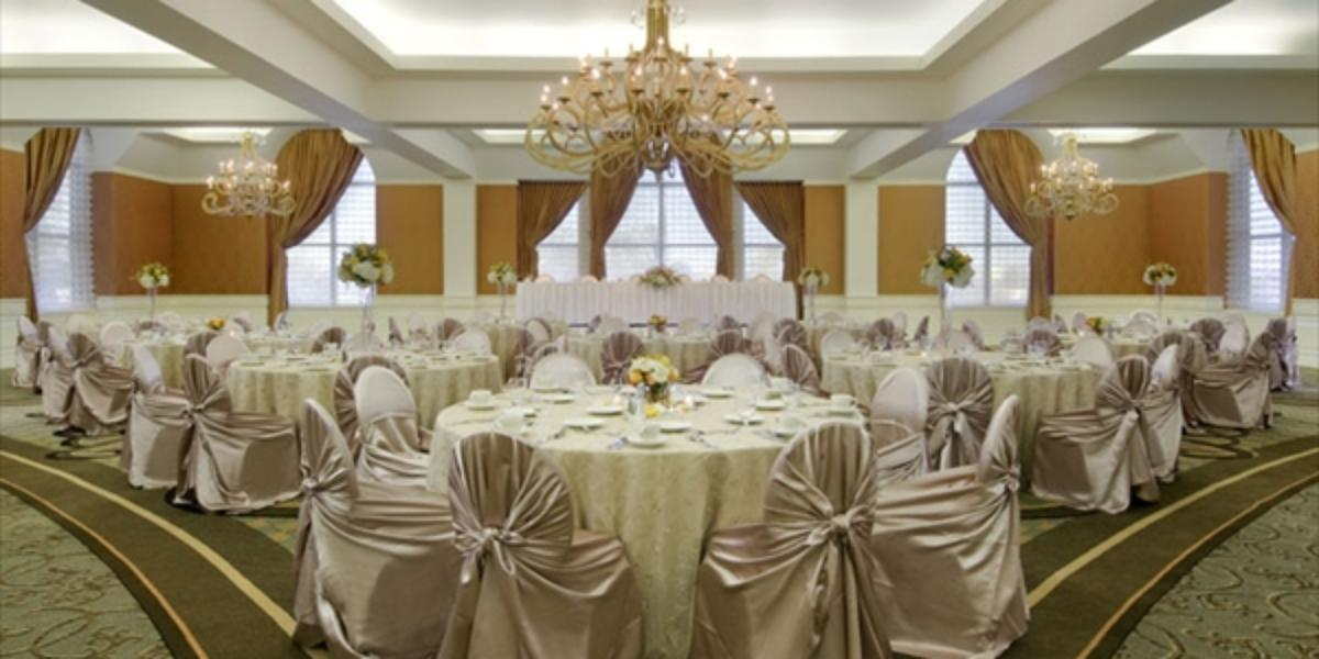 Get Prices For Wedding Venues: Hilton Houston North Hotel Weddings