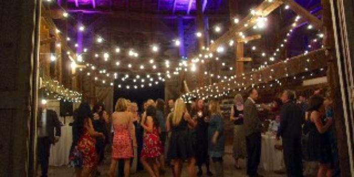 Rustic Orchard Barn wedding venue picture 1 of 4 - Provided by: Rustic Orchard Barn