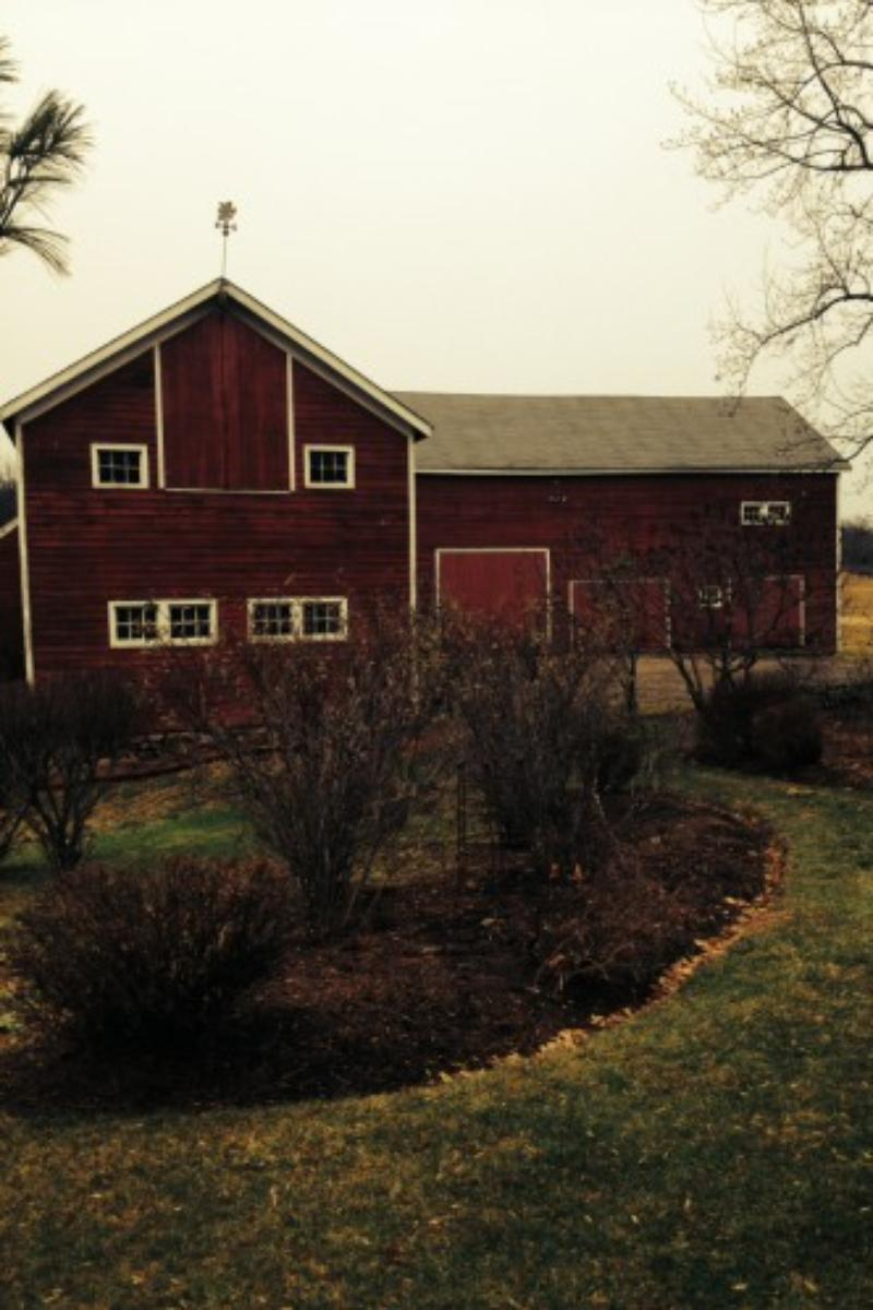 Rustic Orchard Barn wedding venue picture 3 of 4 - Provided by: Rustic Orchard Barn