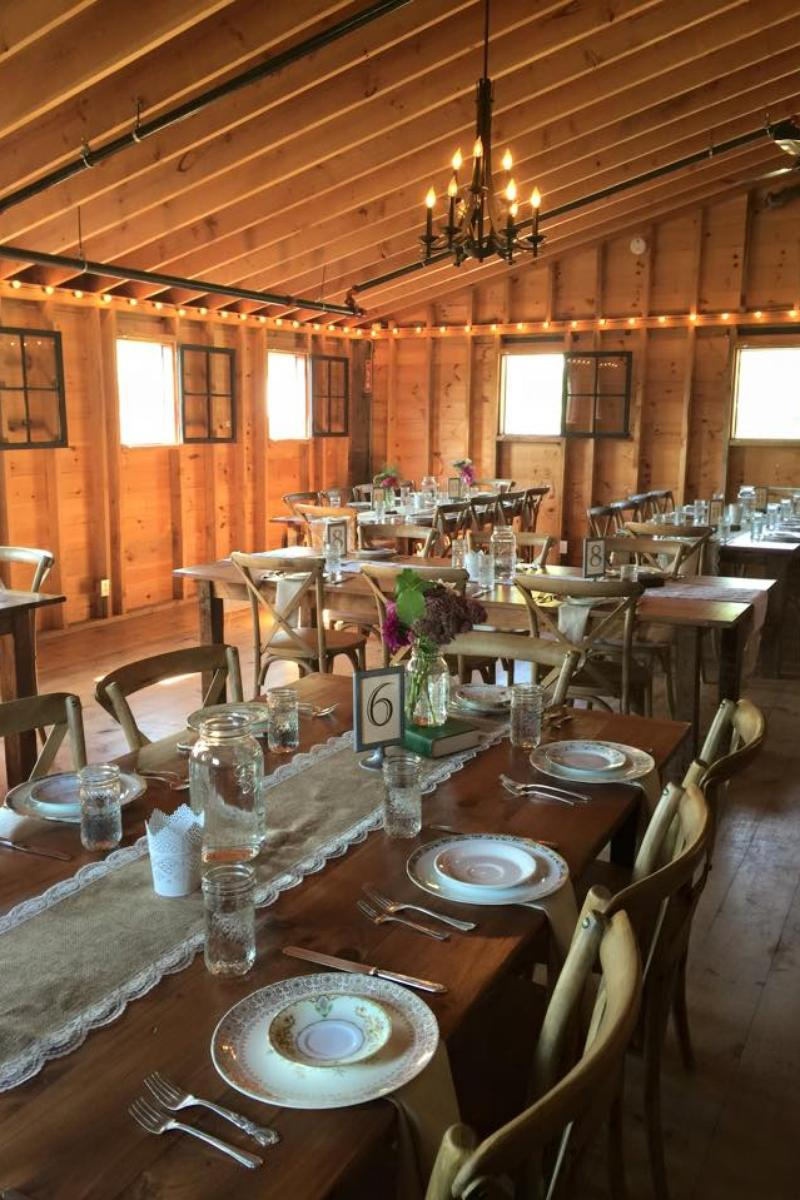 Owl's Hoot Barn Weddings | Get Prices for Wedding Venues in NY