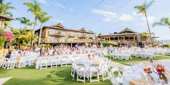 Humphreys Half Moon Inn weddings in San Diego CA