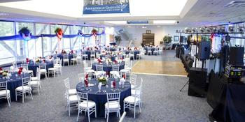Doolittle Hall on the United States Air Force Academy weddings in Colorado Springs CO