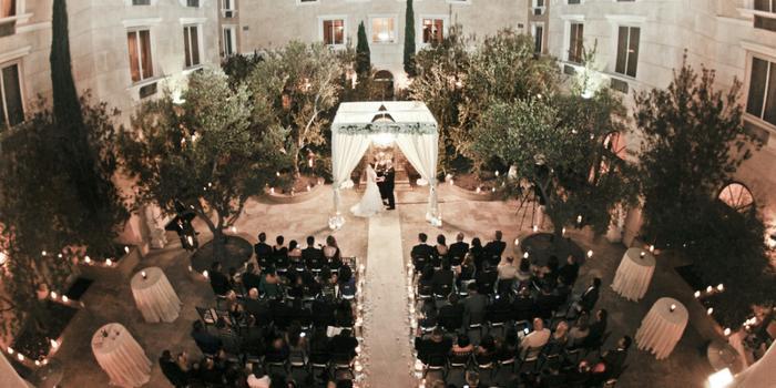 Matisse Catering Inside The Ayres Hotel Manhattan Beach Weddings