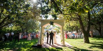 Maple Lawn Estate weddings in San Rafael CA