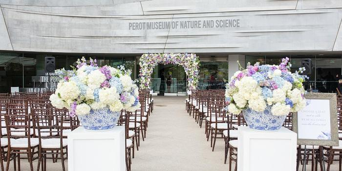 Perot Museum of Nature and Science wedding venue picture 2 of 15 - Provided by: Perot Museum of Nature and Science