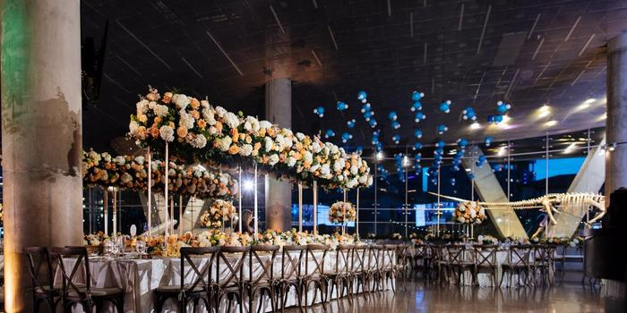 Perot Museum Of Nature And Science Weddings Get Prices For Wedding