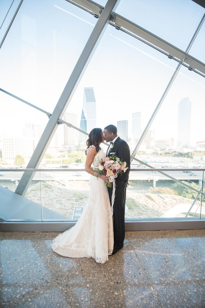 Perot Museum of Nature and Science wedding venue picture 5 of 15 - Provided by: Perot Museum of Nature and Science