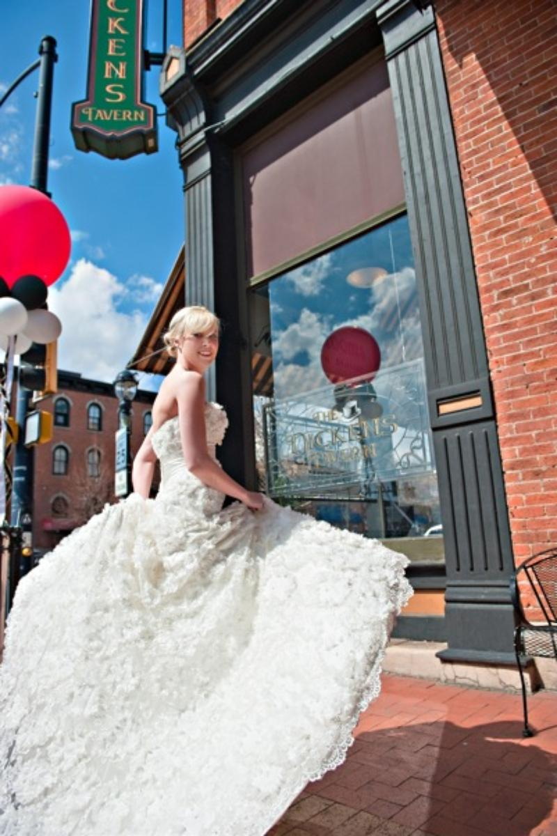 Dickens Opera House wedding venue picture 6 of 11 - Photo by: Jennifer Schumacher Photography