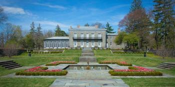 Bartow-Pell Mansion Museum weddings in Bronx NY