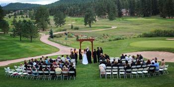 Shining Mountain Golf Club weddings in Woodland Park CO