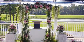 Harbor Pines Golf Club weddings in Egg Harbor Township NJ