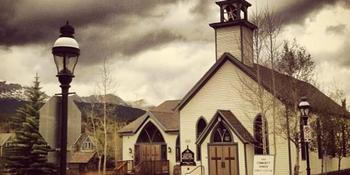 Father Dyer Church weddings in Breckenridge CO