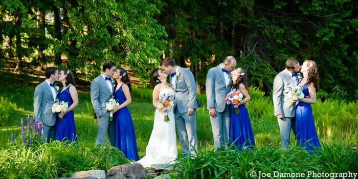 Catskill Weddings at Natural Gardens wedding venue picture 10 of 16 - Photo by: Joe Damone Photography