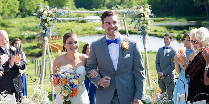 Catskill Weddings at Natural Gardens wedding venue picture 1 of 16 - Photo by: Joe Damone Photography