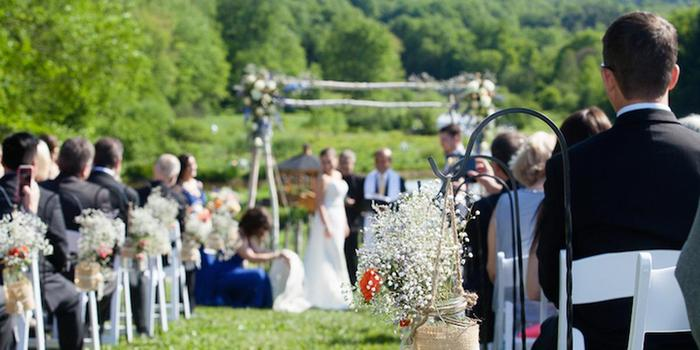 Catskill Weddings at Natural Gardens wedding venue picture 16 of 16 - Photo by: Joe Damone Photography