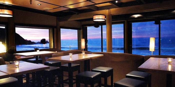 Moonraker Restaurant wedding Peninsula