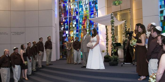 University Synagogue wedding venue picture 5 of 9 - Photo by: R & R Creative Photography