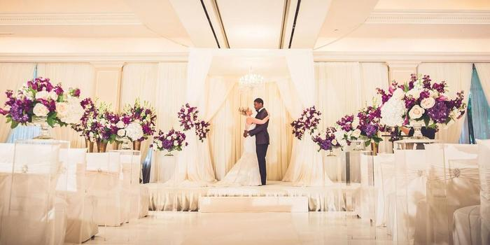 The Houstonian Hotel Club & Spa wedding venue picture 1 of 16 - Photo by: Ama by Aisha