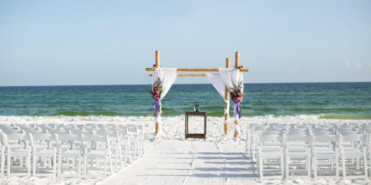 Seascape Resort Weddings